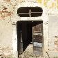 Alsóbogát, Festetich Kiskastély - felújítás előtti bejárat