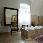 Alsóbogát, Festetich Kiskastély - felújított fürdőszoba