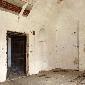 Alsóbogát, Festetich Kiskastély - felújítás előtti belső részlet