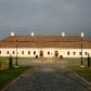 Alsóbogát, Festetich Kiskastély - felújított keleti homlokzat