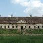 Alsóbogát, Festetich Kiskastély - felújítás előtti nyugati homlokzat