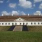 Alsóbogát, Festetich Kiskastély - felújított nyugati homlokzat