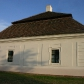 Alsóbogát, Festetich Kiskastély - felújított északi homlokzat